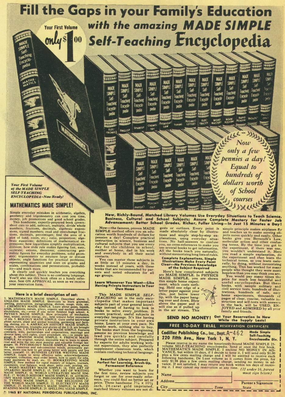 Read online Aquaman (1962) comic -  Issue #11 - 2