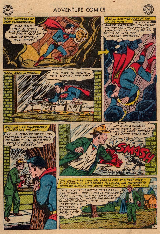 Read online Adventure Comics (1938) comic -  Issue #193 - 11