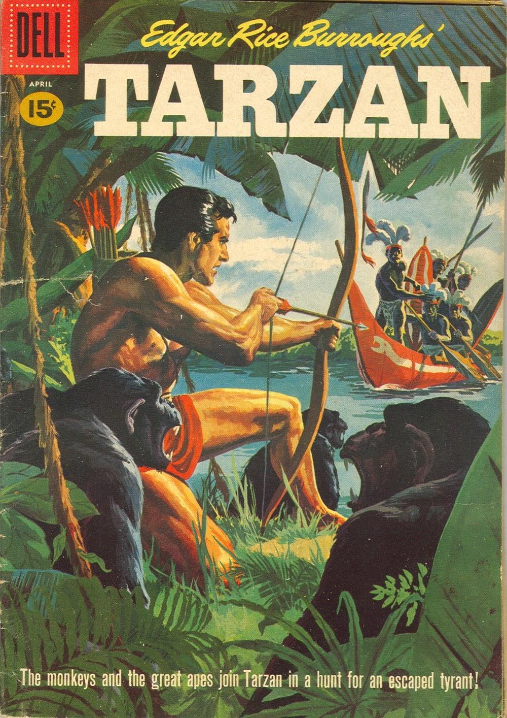 Tarzan (1948) issue 123 - Page 1