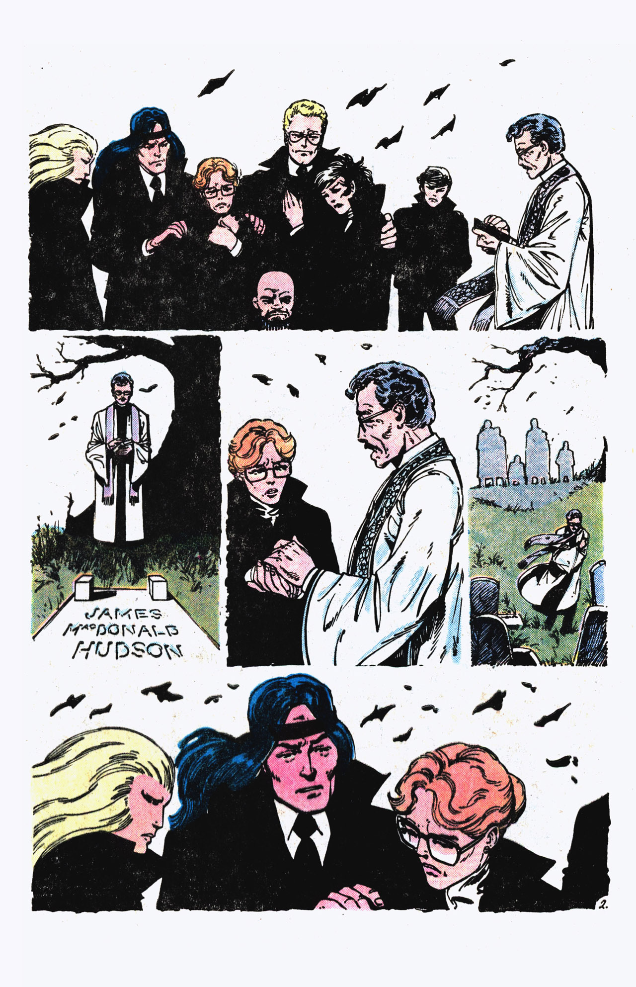 Read online Alpha Flight (1983) comic -  Issue #13 - 3