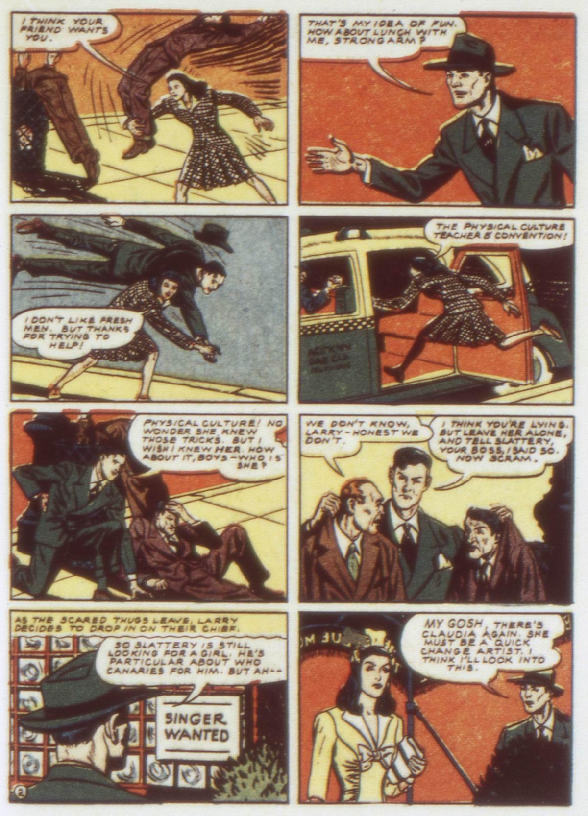 Read online Detective Comics (1937) comic -  Issue #58 - 25