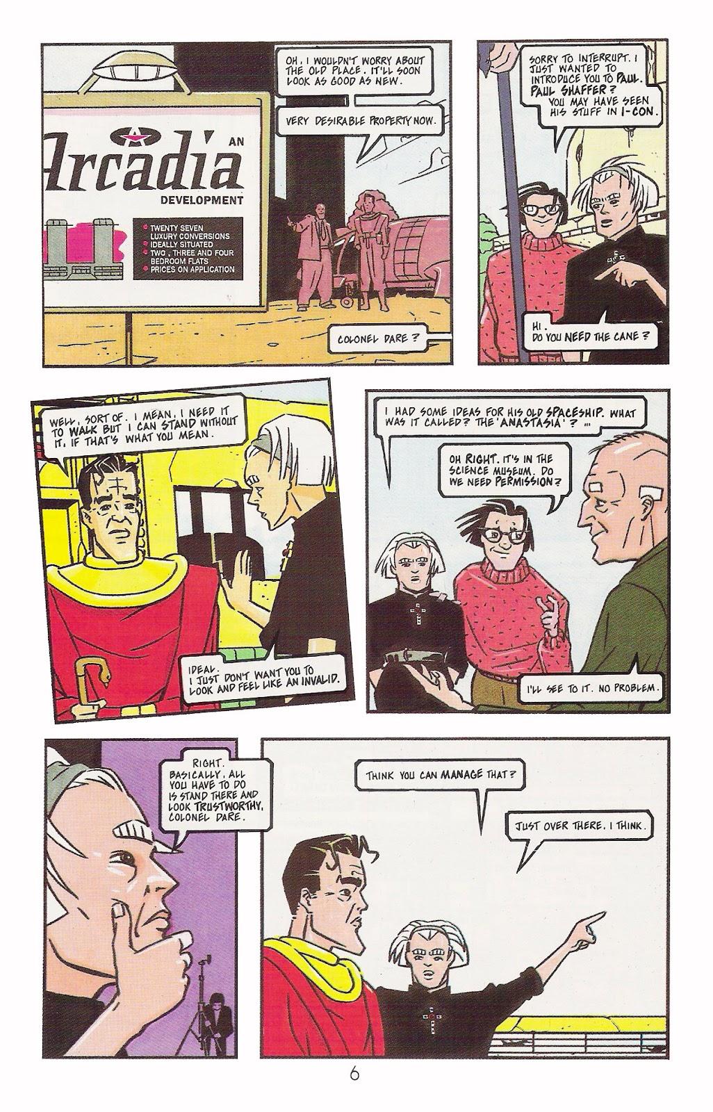 Read online Dare comic -  Issue #2 - 7