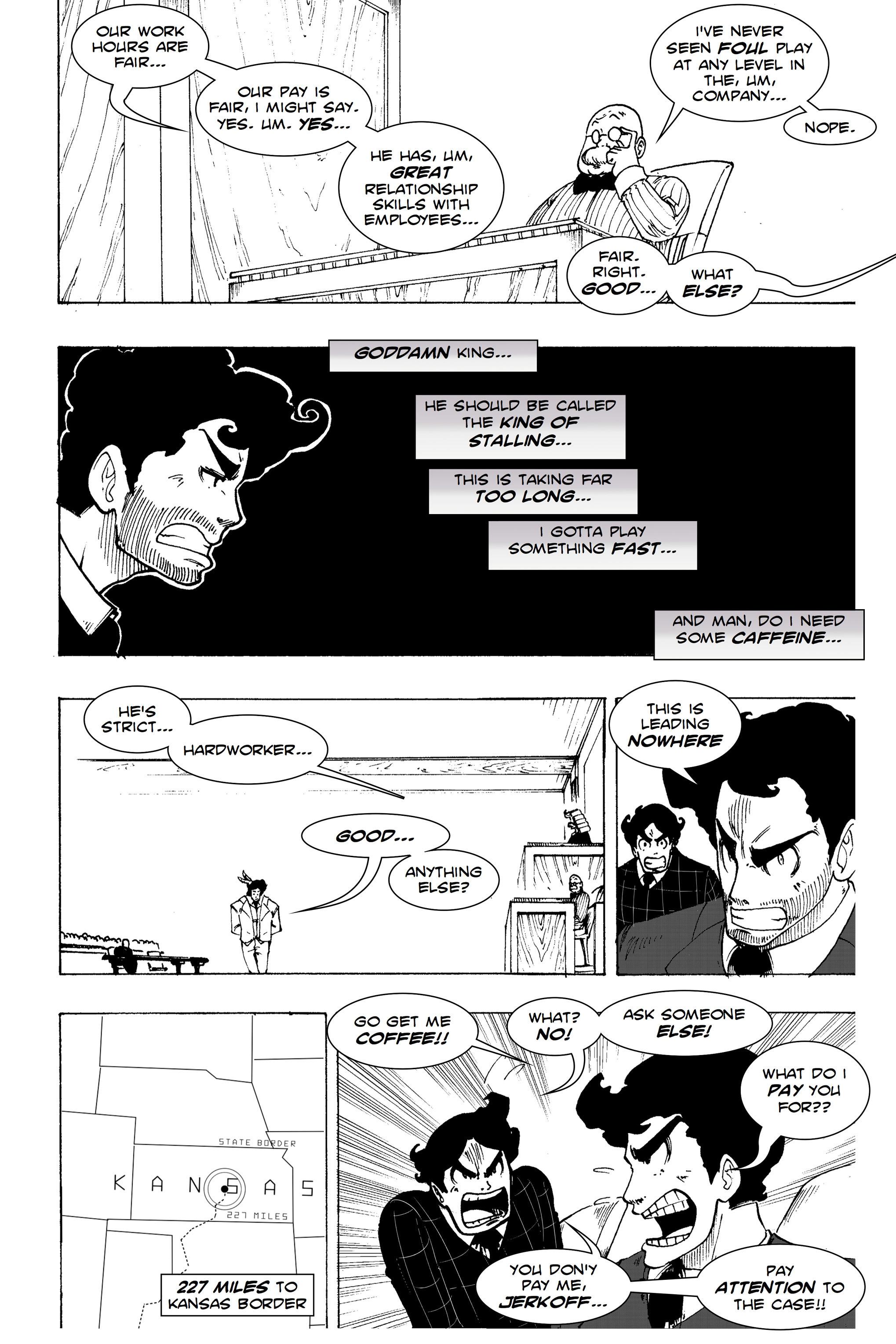 Read online Silvertongue 30xx Vol. 1 comic -  Issue # Full - 47