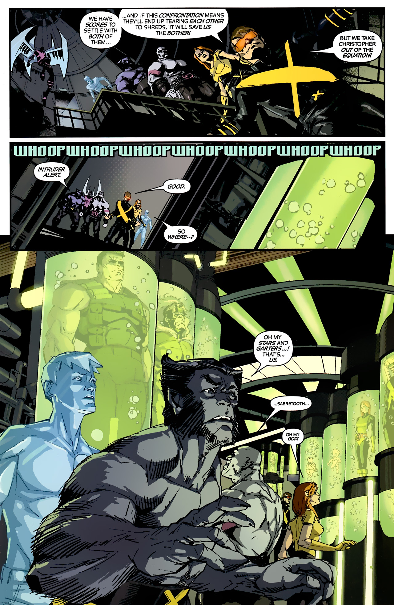 Read online X-Factor Forever comic -  Issue #4 - 11