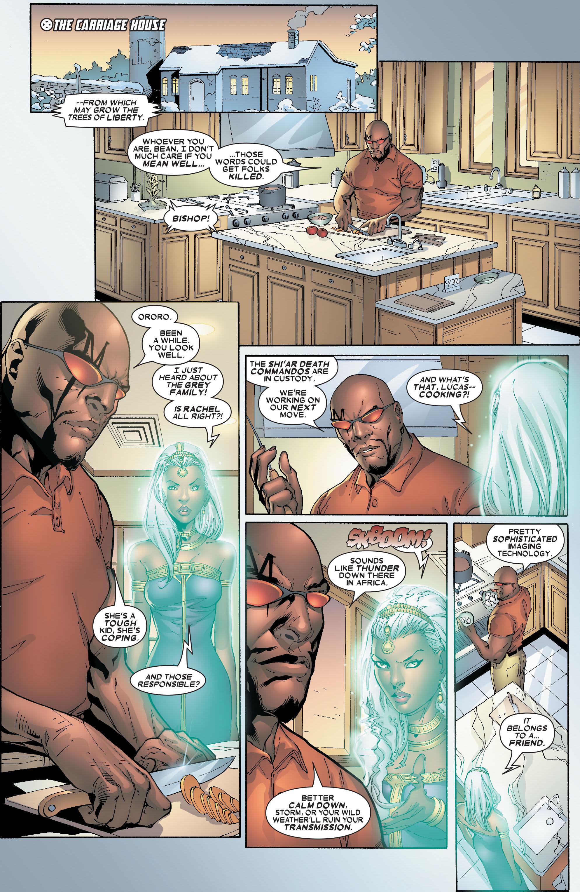 Read online Uncanny X-Men (1963) comic -  Issue #469 - 8