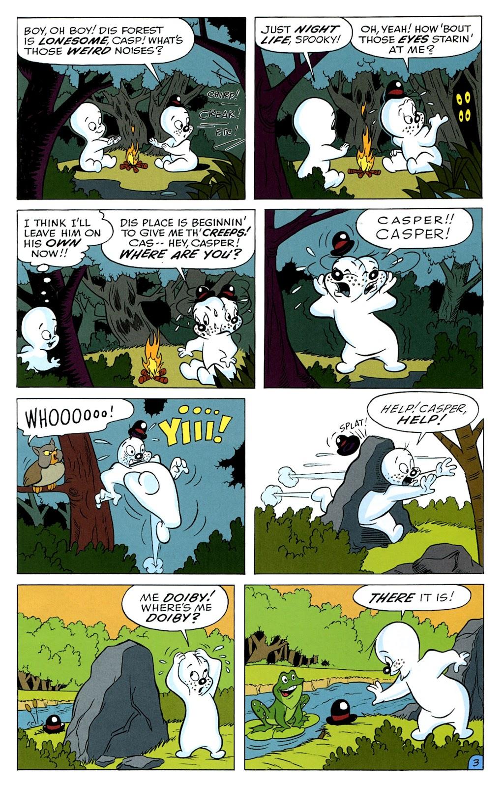 Read online Casper's Scare School comic -  Issue #2 - 21