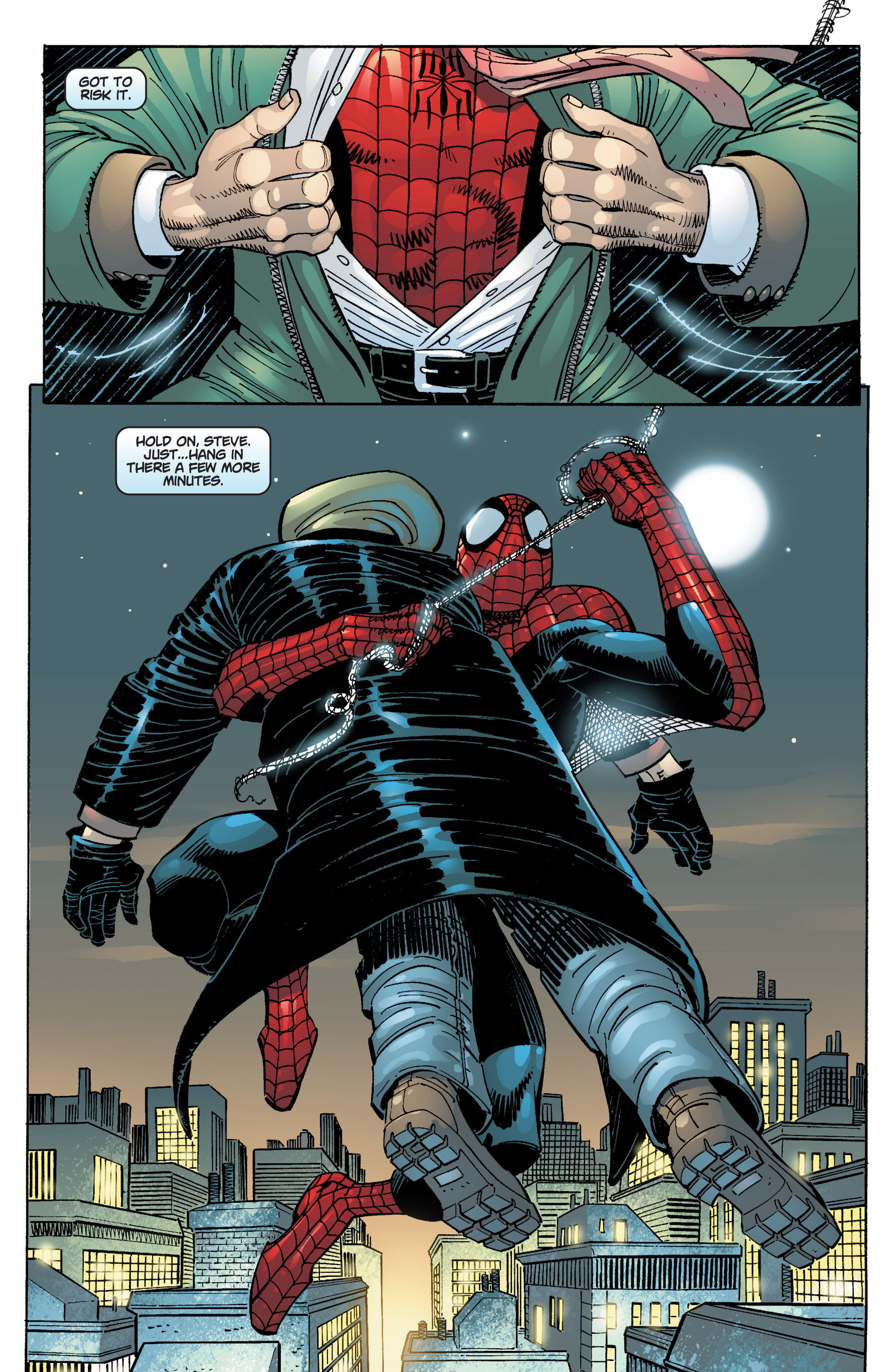 The Amazing Spider-Man (1999) 37 Page 17