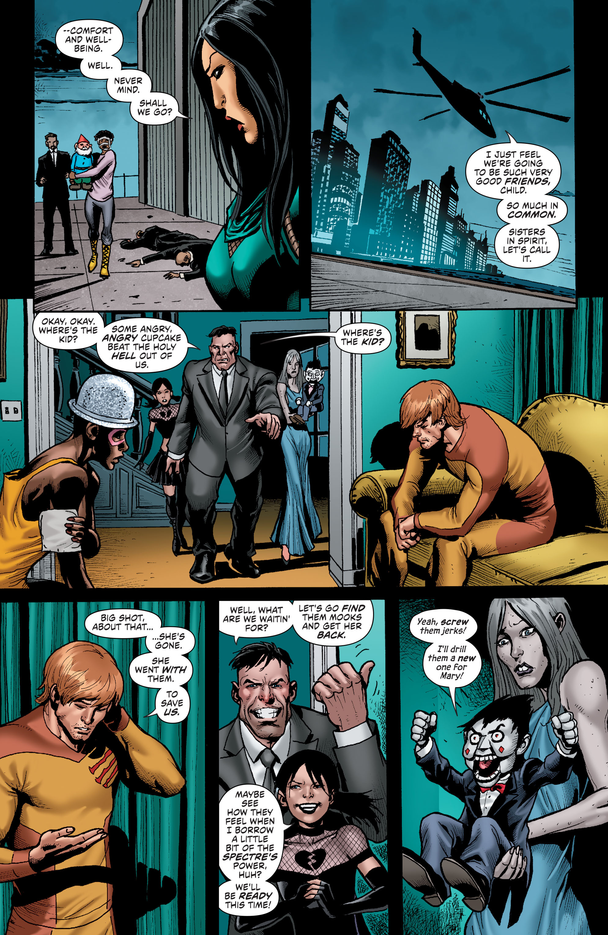 Read online Secret Six (2015) comic -  Issue #12 - 18
