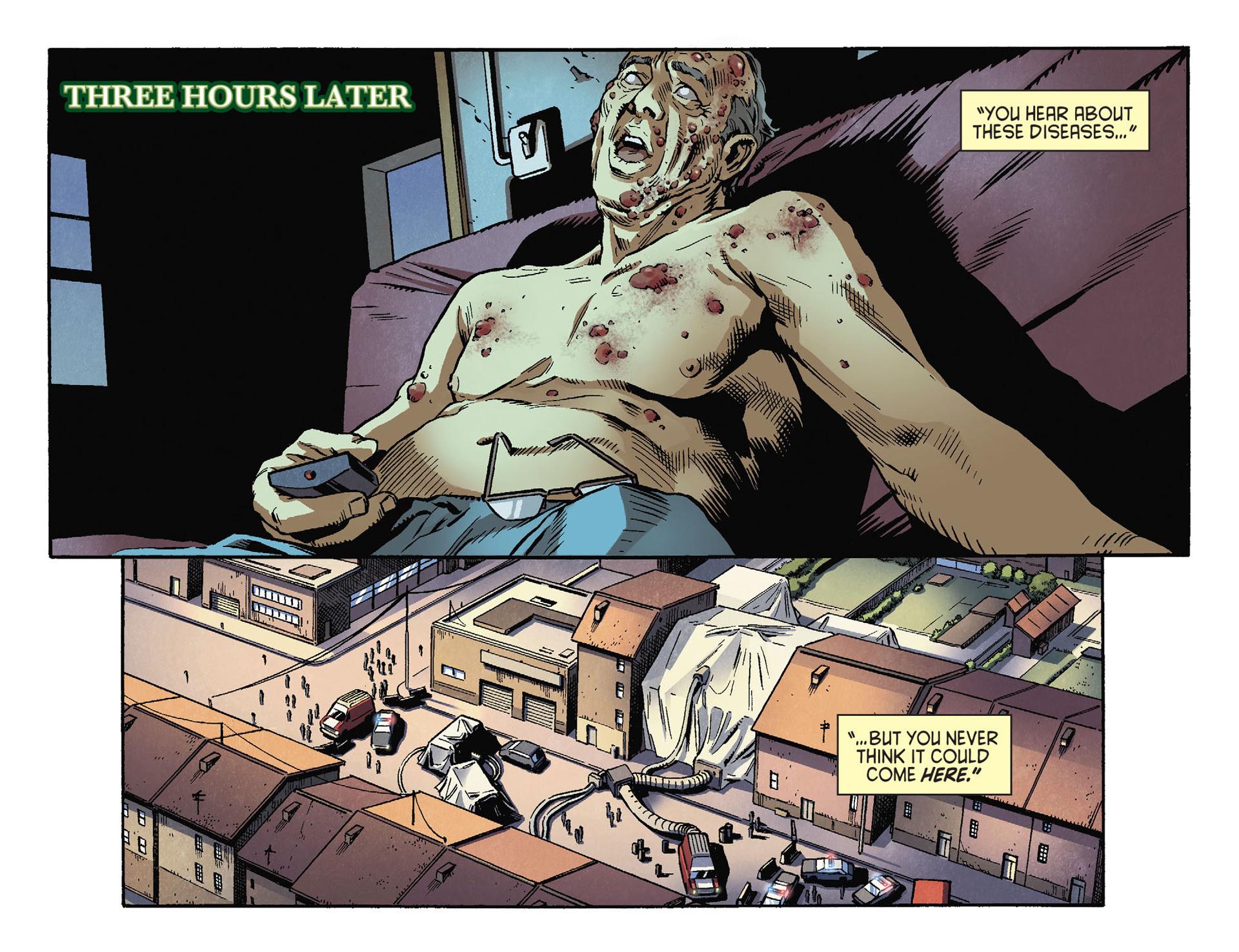 Read online Arrow [II] comic -  Issue #30 - 4