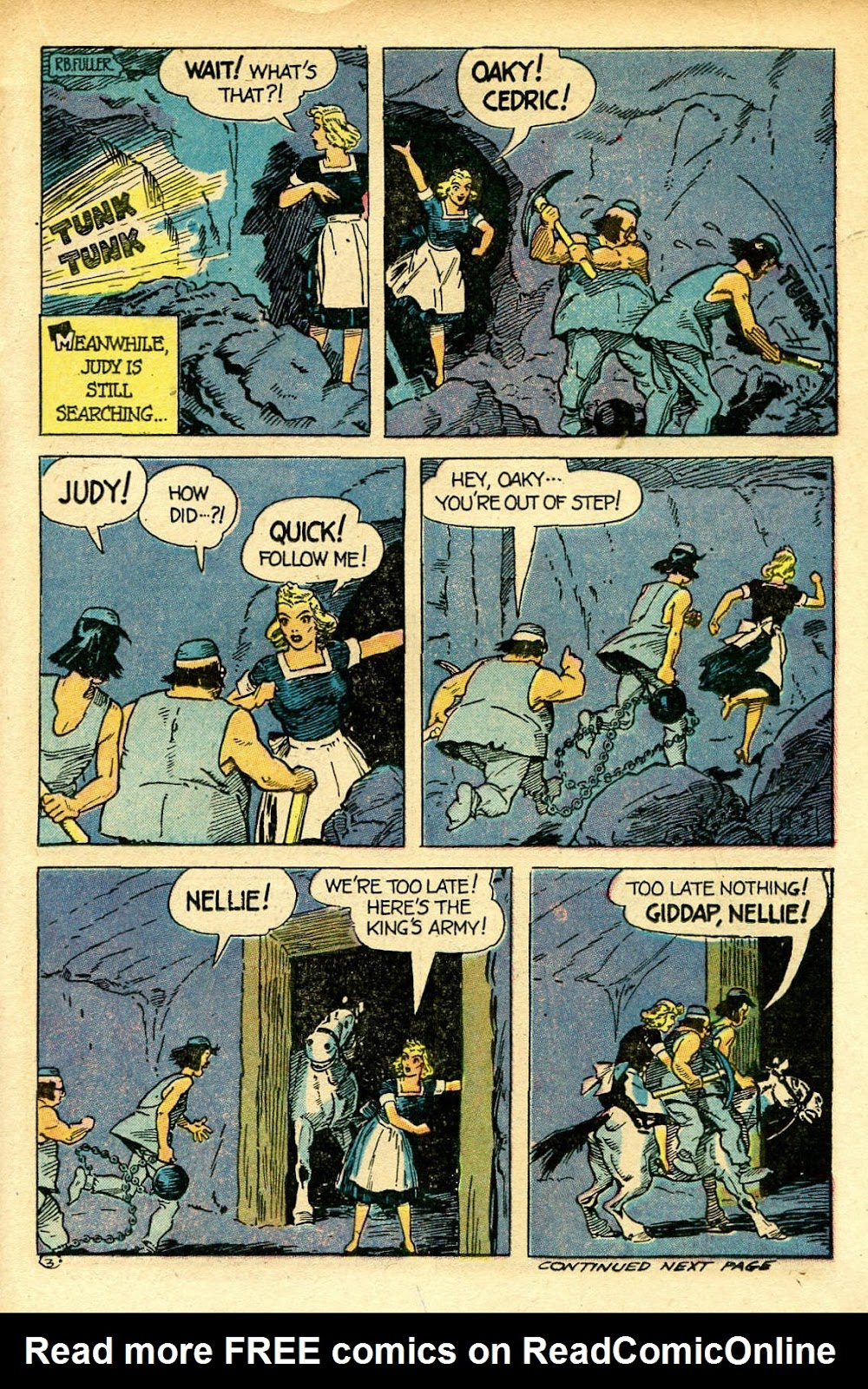 Read online Famous Funnies comic -  Issue #129 - 37