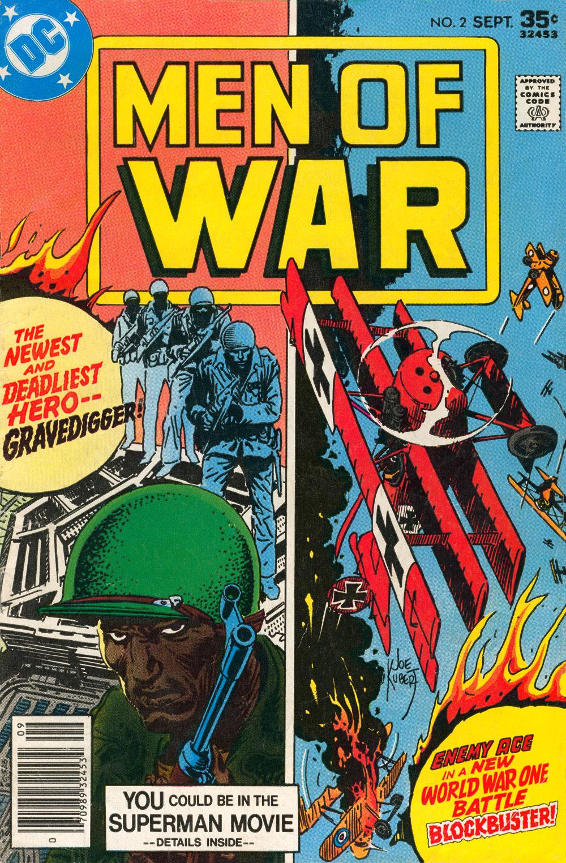 Men of War 2 Page 1