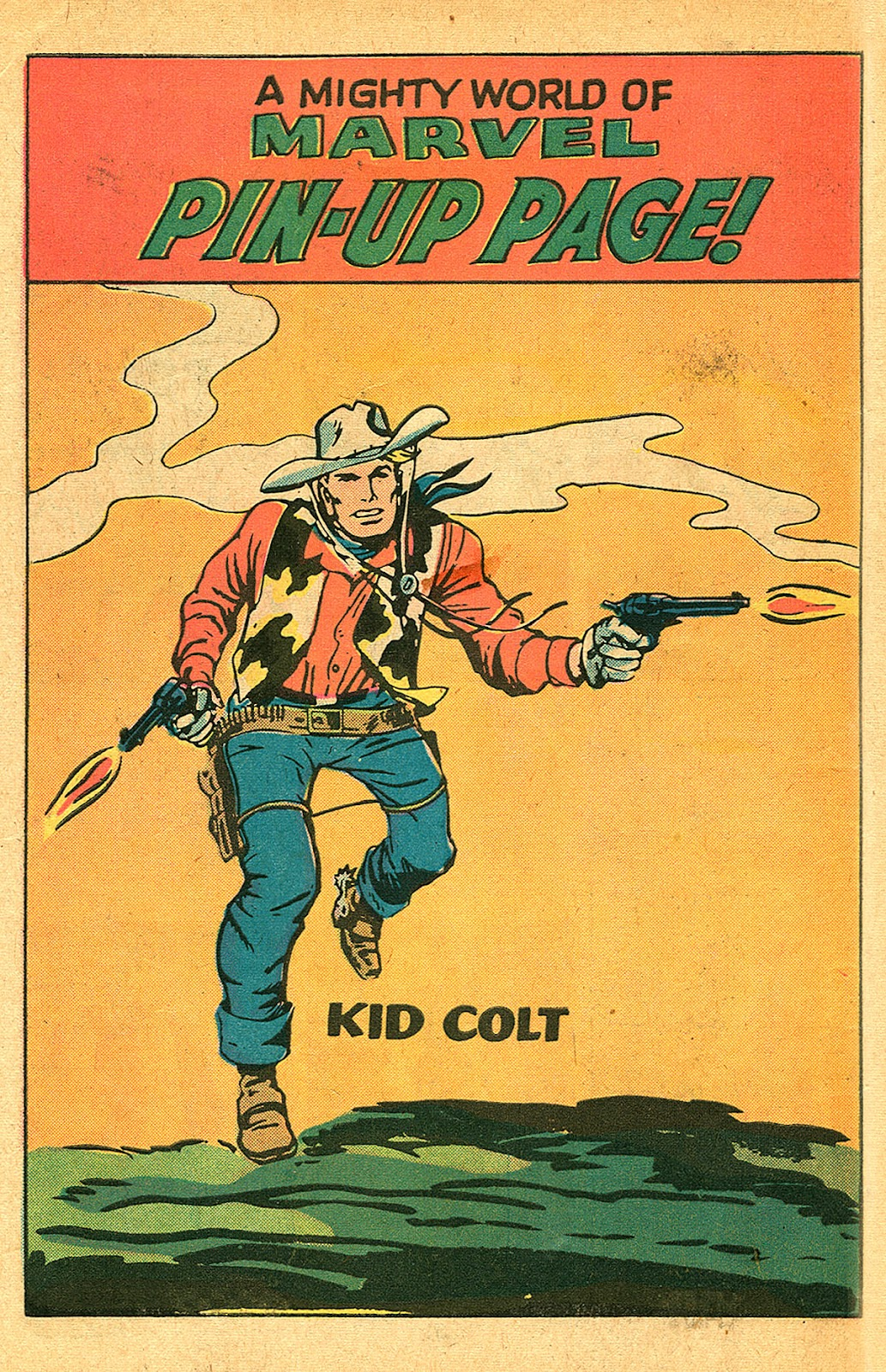 Kid Colt Outlaw issue 193 - Page 34