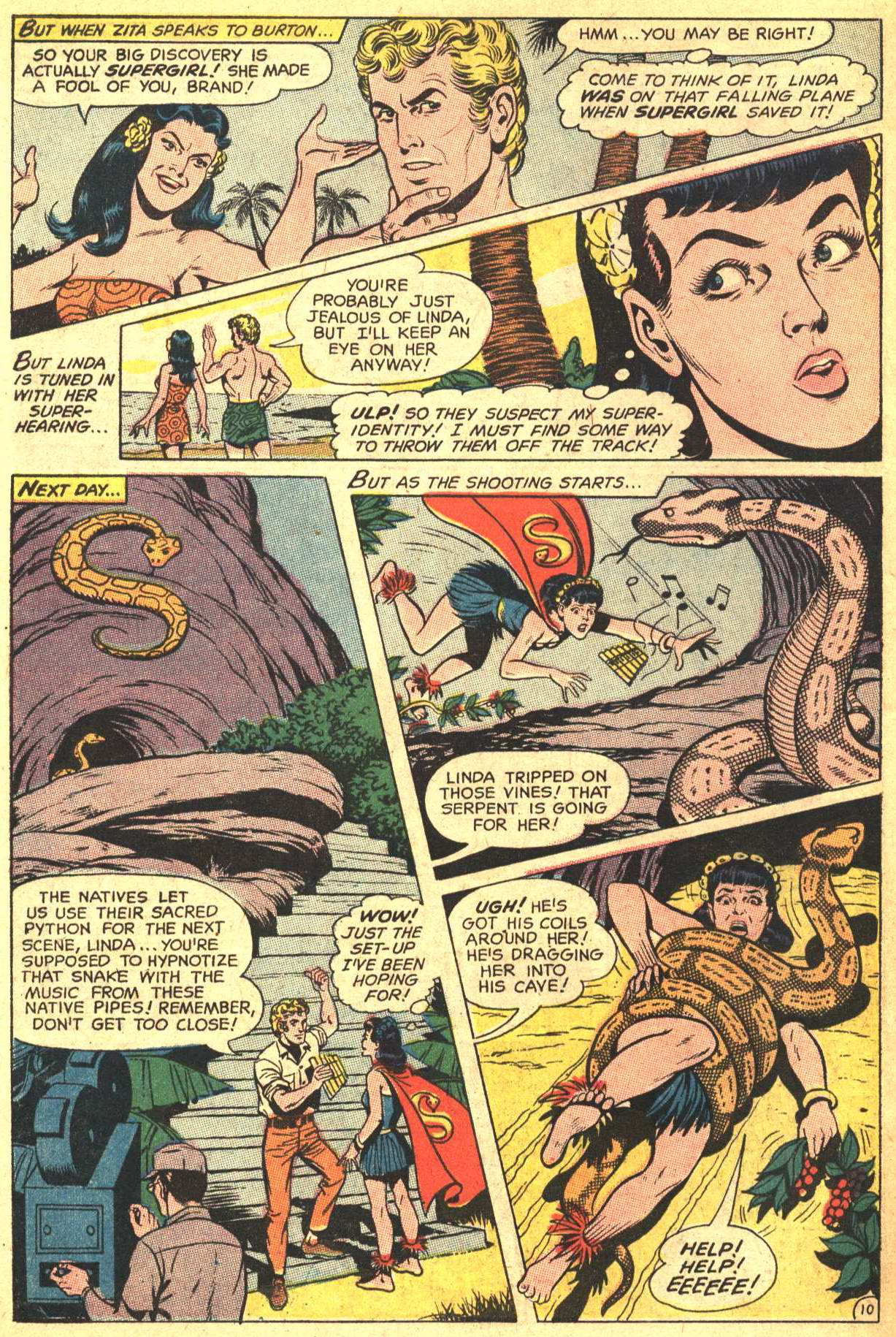 Read online Action Comics (1938) comic -  Issue #372 - 30