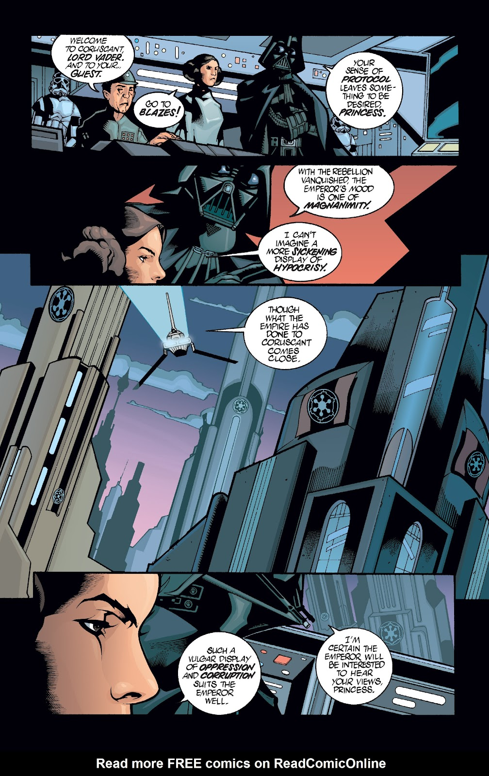 Read online Star Wars Legends: Infinities - Epic Collection comic -  Issue # TPB (Part 1) - 35