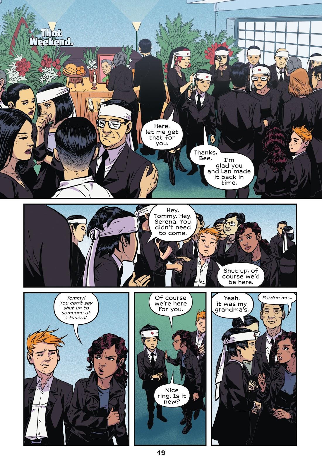 Read online Green Lantern: Legacy comic -  Issue # TPB - 18