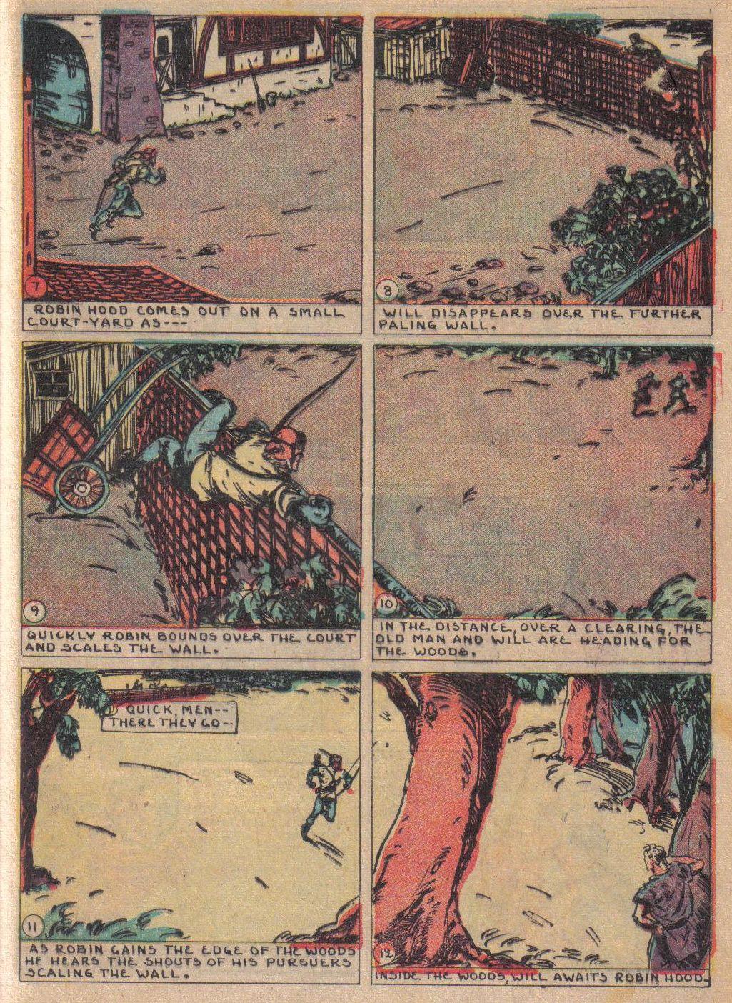 Read online Adventure Comics (1938) comic -  Issue #24 - 47