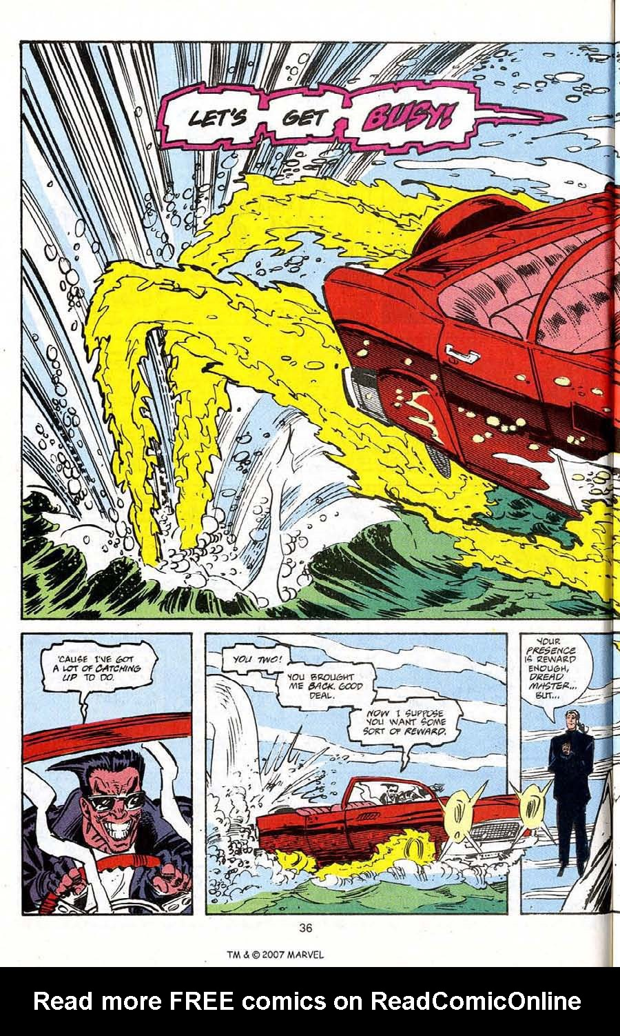 Read online Silver Surfer (1987) comic -  Issue # _Annual 5 - 38