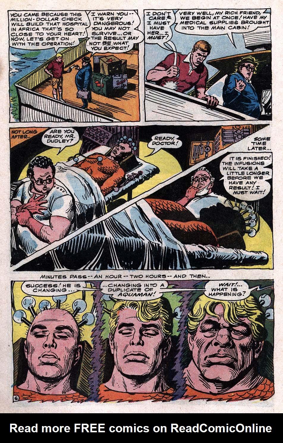Read online Aquaman (1962) comic -  Issue #34 - 9