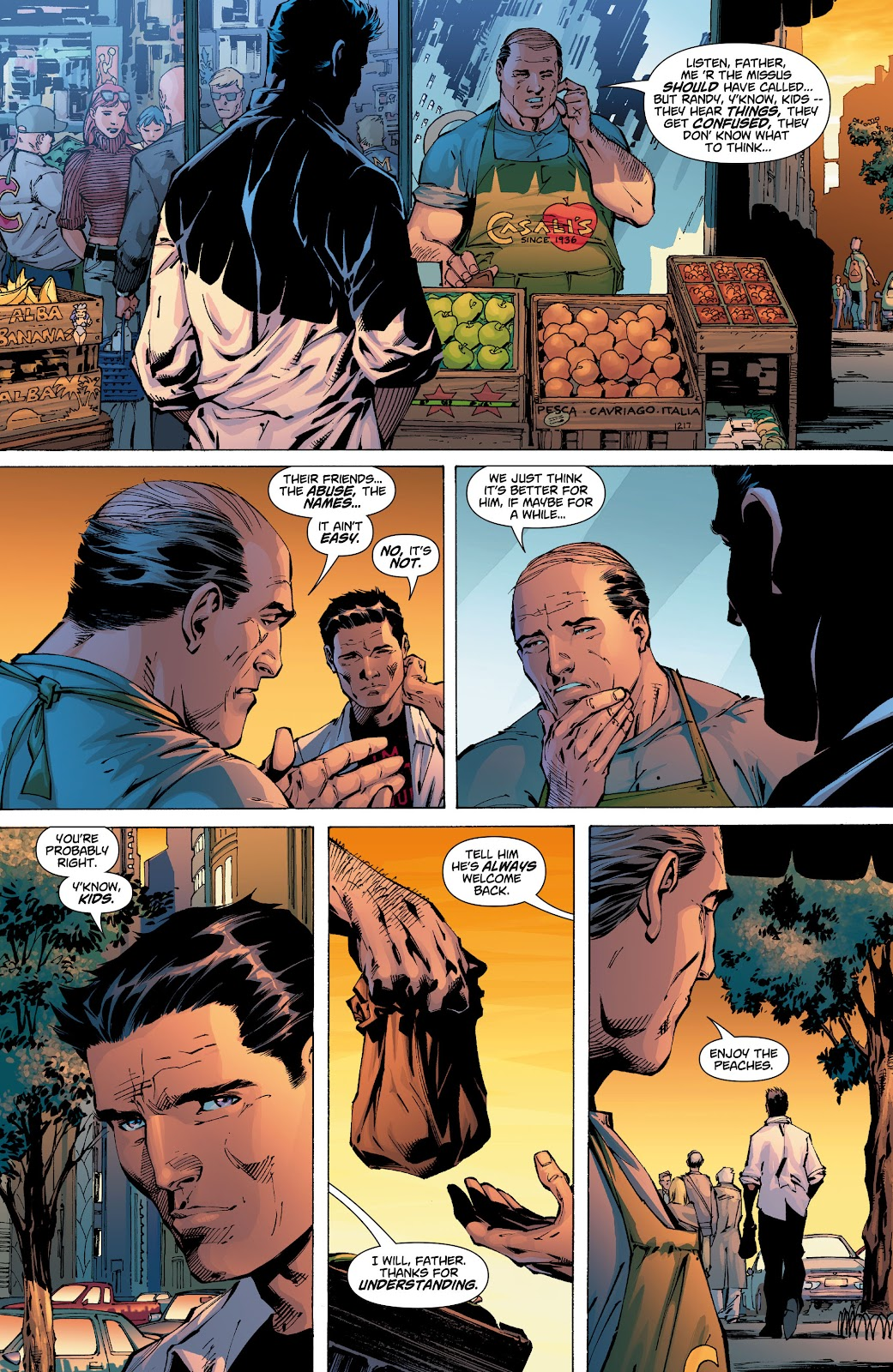Read online Superman: For Tomorrow comic -  Issue # TPB (Part 1) - 42