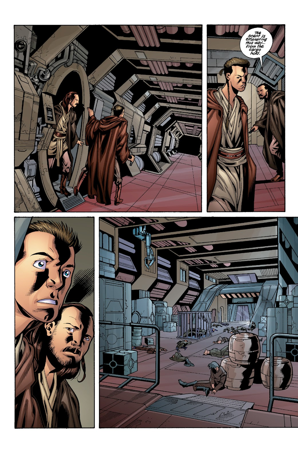 Read online Star Wars Legends: Rise of the Sith - Epic Collection comic -  Issue # TPB 1 (Part 3) - 85
