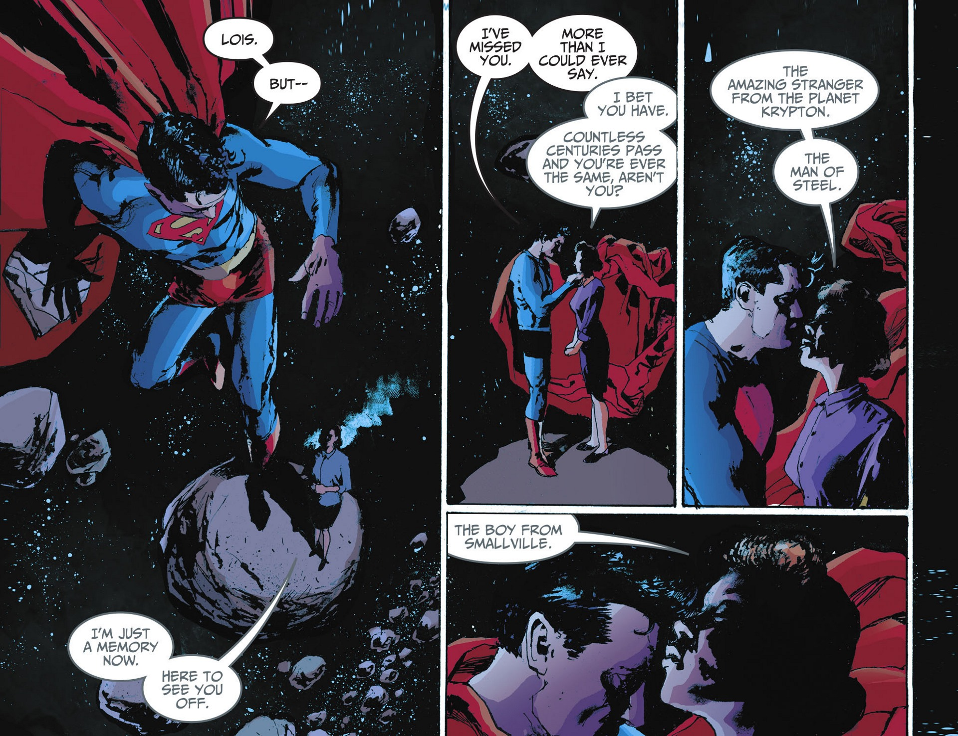 Read online Adventures of Superman [I] comic -  Issue #48 - 13