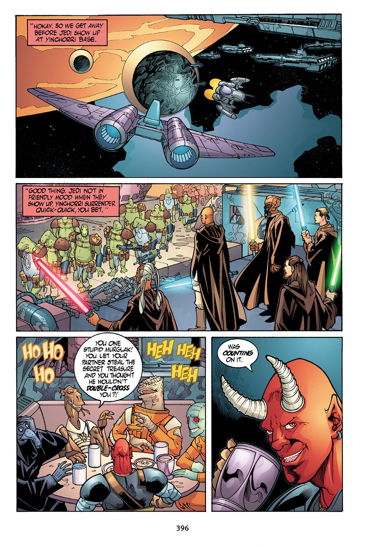 Read online Star Wars Omnibus comic -  Issue # Vol. 15.5 - 114