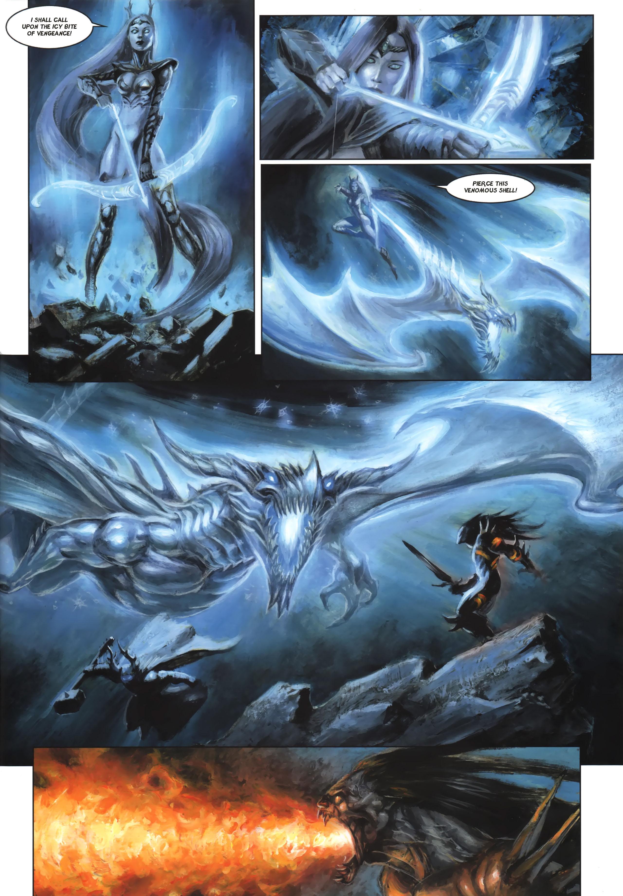 Read online Arawn comic -  Issue #6 - 16