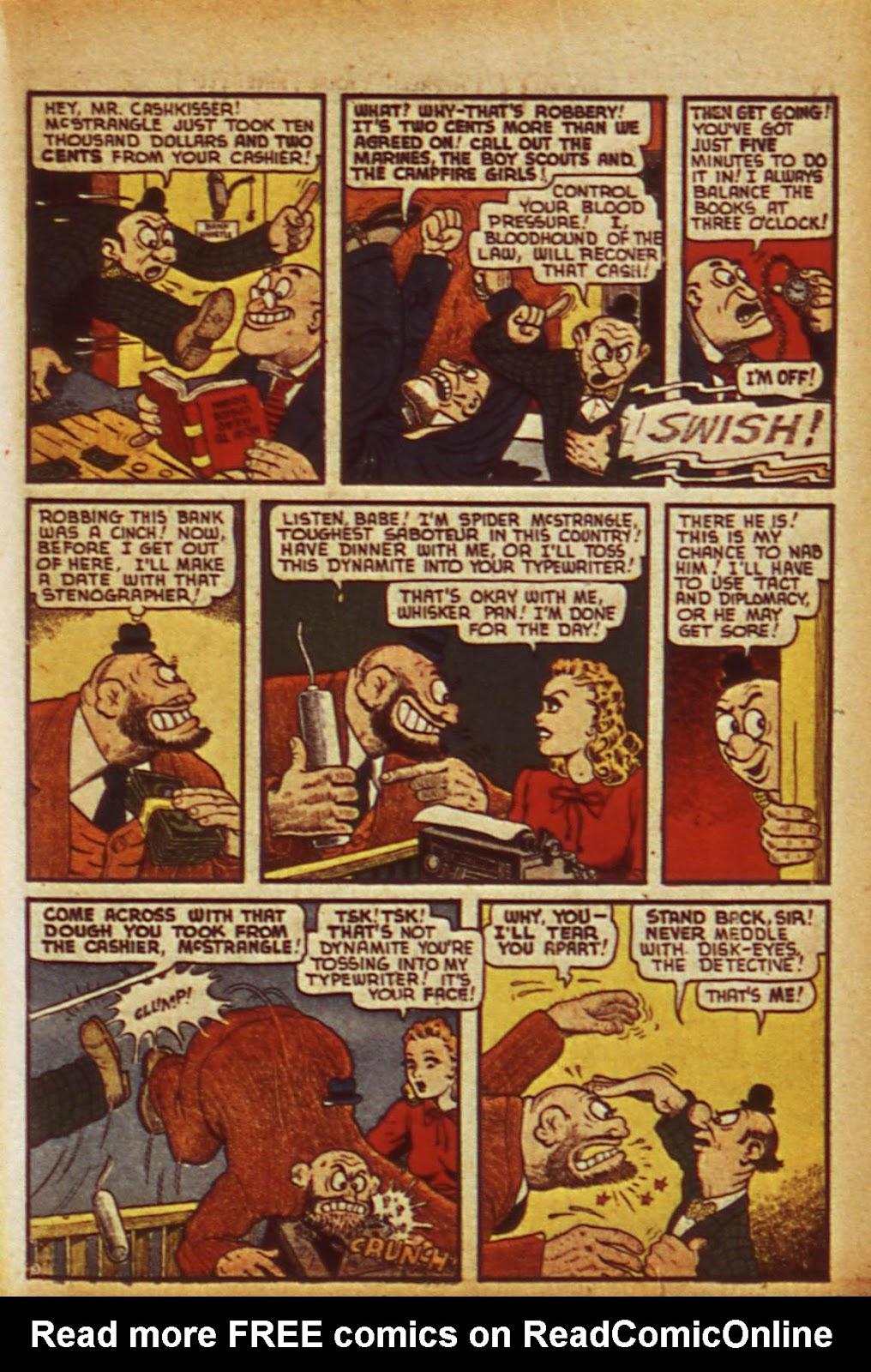 USA Comics issue 7 - Page 43