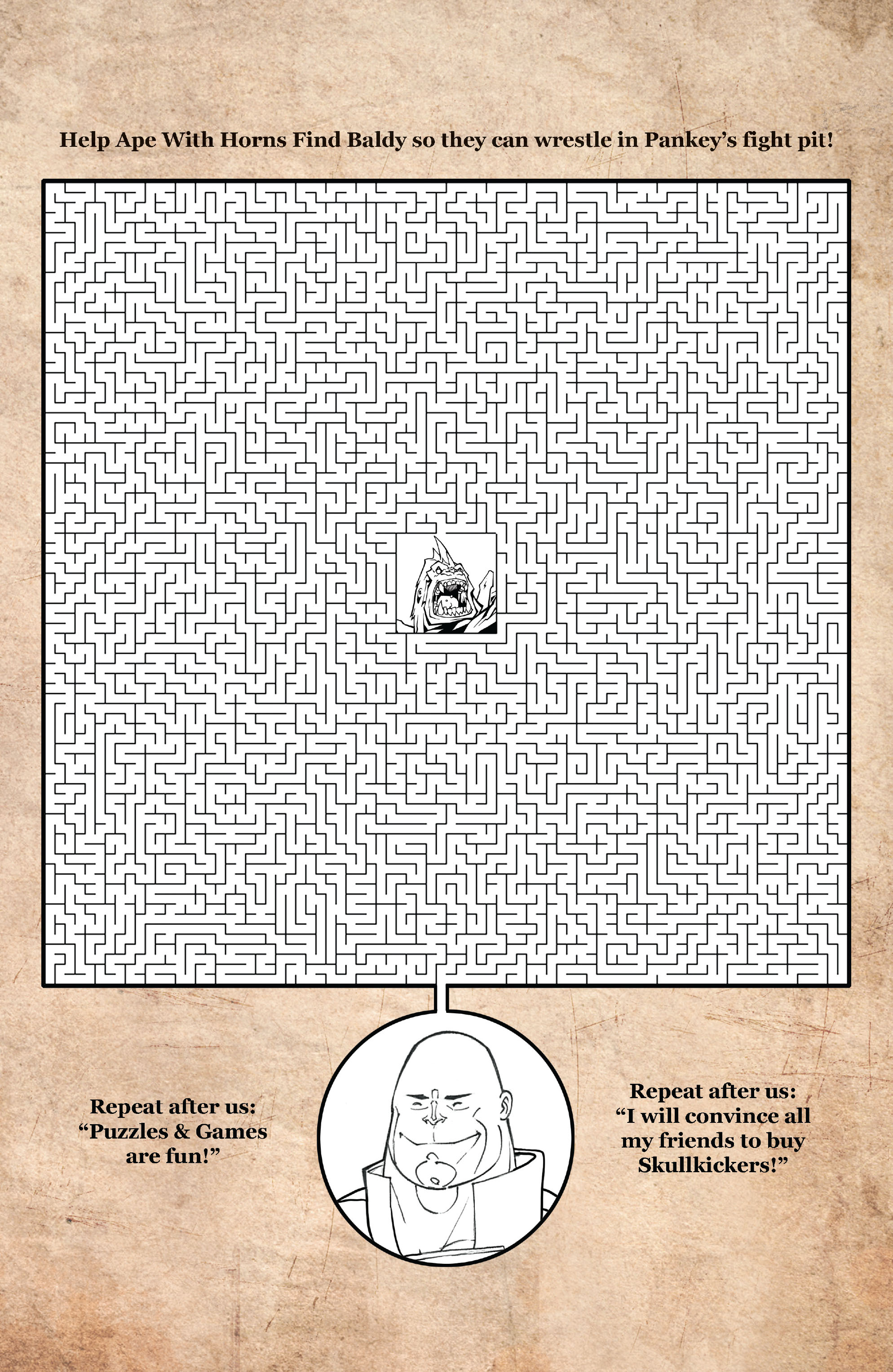 Read online Skullkickers comic -  Issue #10 - 25