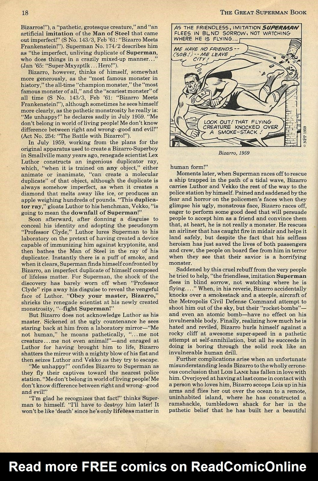 The Great Superman Book issue TPB (Part 1) - Page 36