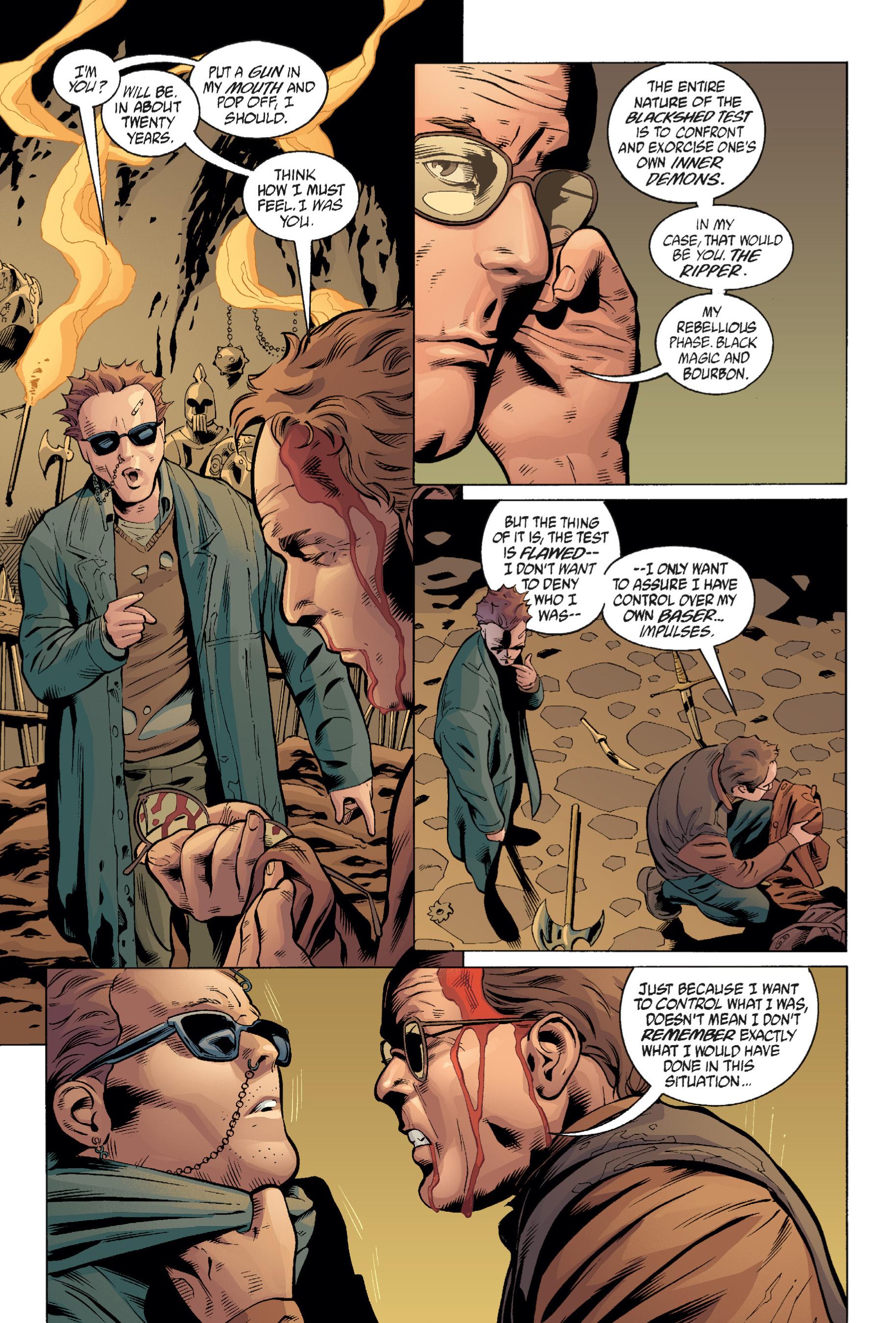 Read online Buffy the Vampire Slayer: Omnibus comic -  Issue # TPB 1 - 268
