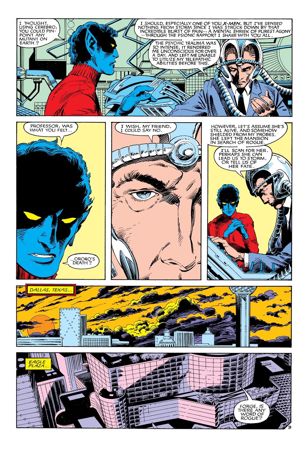 Uncanny X-Men (1963) issue 186 - Page 10