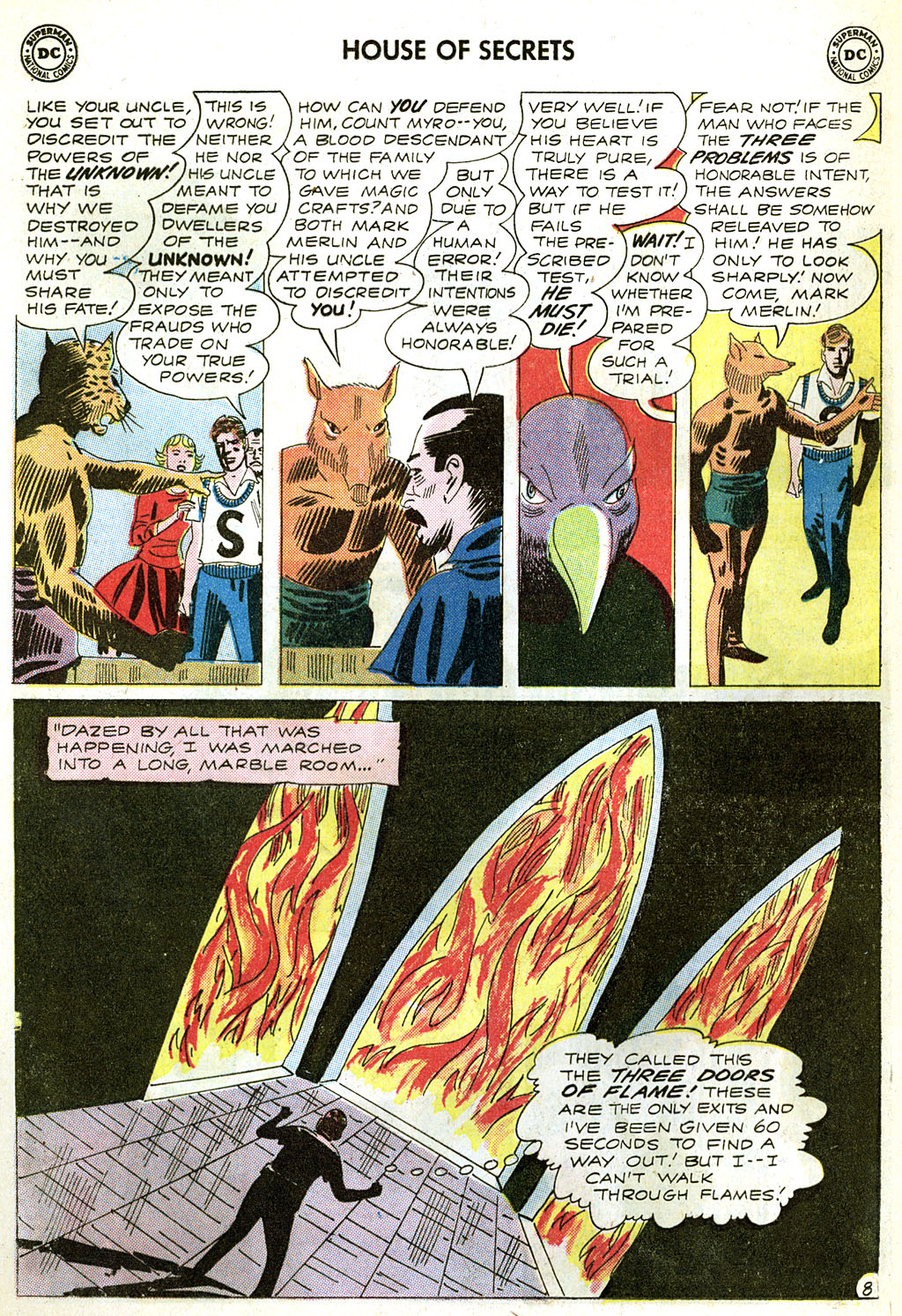 House of Secrets (1956) issue 58 - Page 12