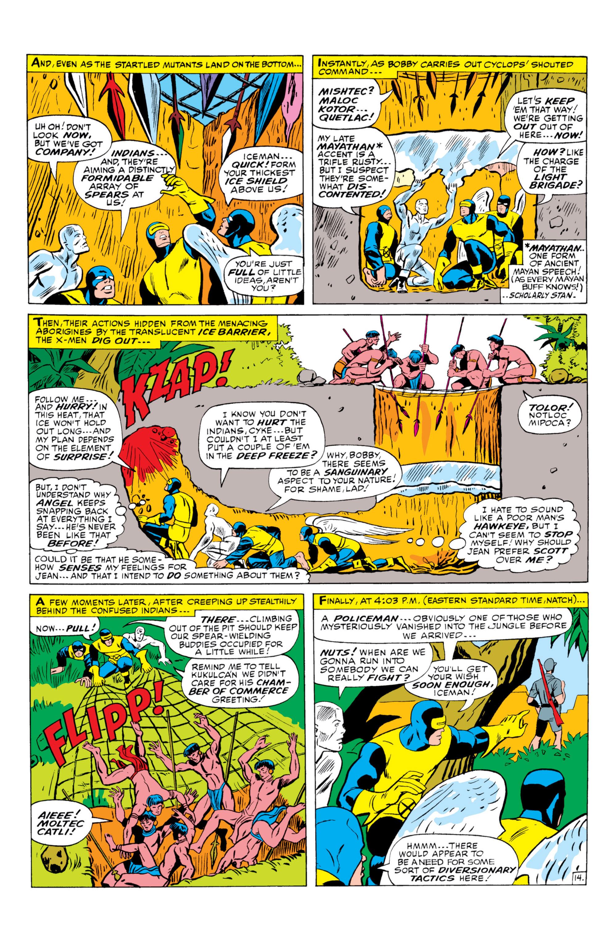 Uncanny X-Men (1963) 26 Page 14