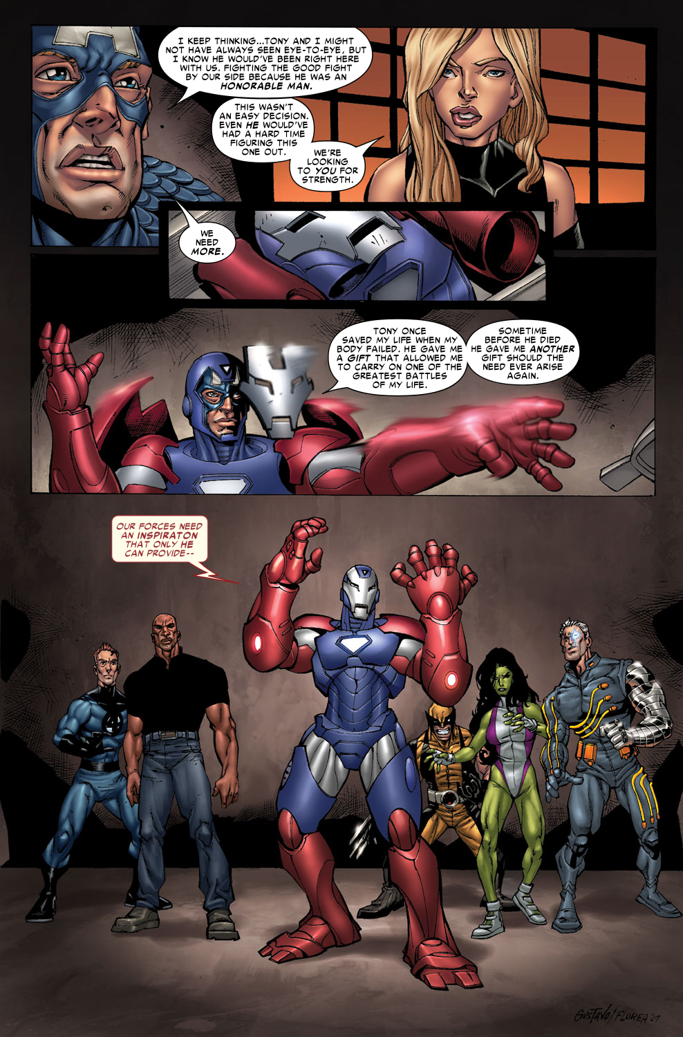 What If? Civil War issue Full - Page 19