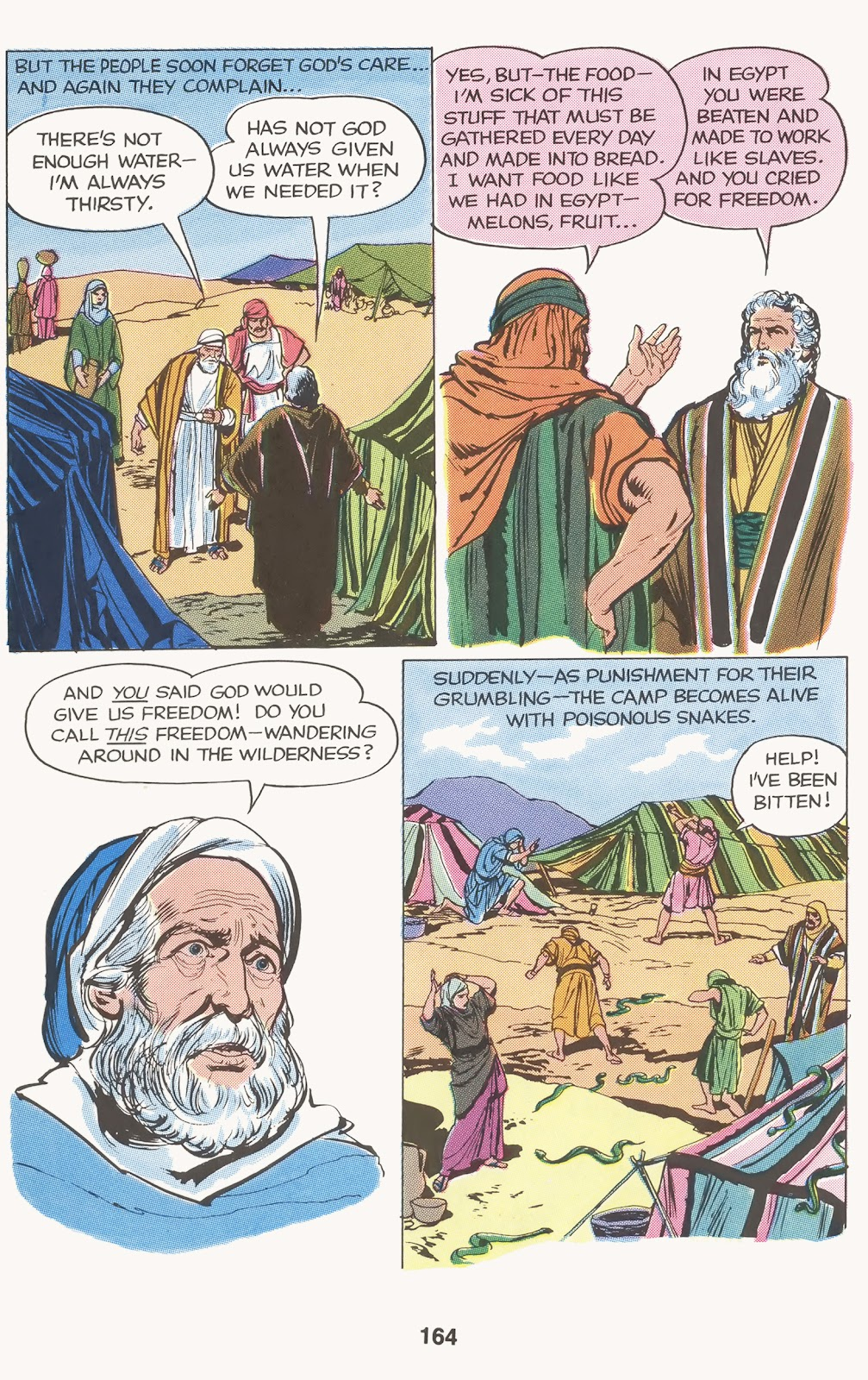 The Picture Bible issue TPB (Part 2) - Page 67