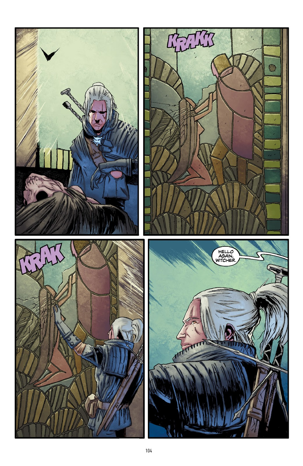 Read online The Witcher Omnibus comic -  Issue # TPB (Part 2) - 7