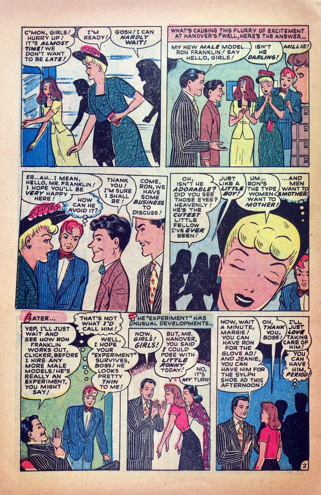 Read online Joker Comics comic -  Issue #35 - 28