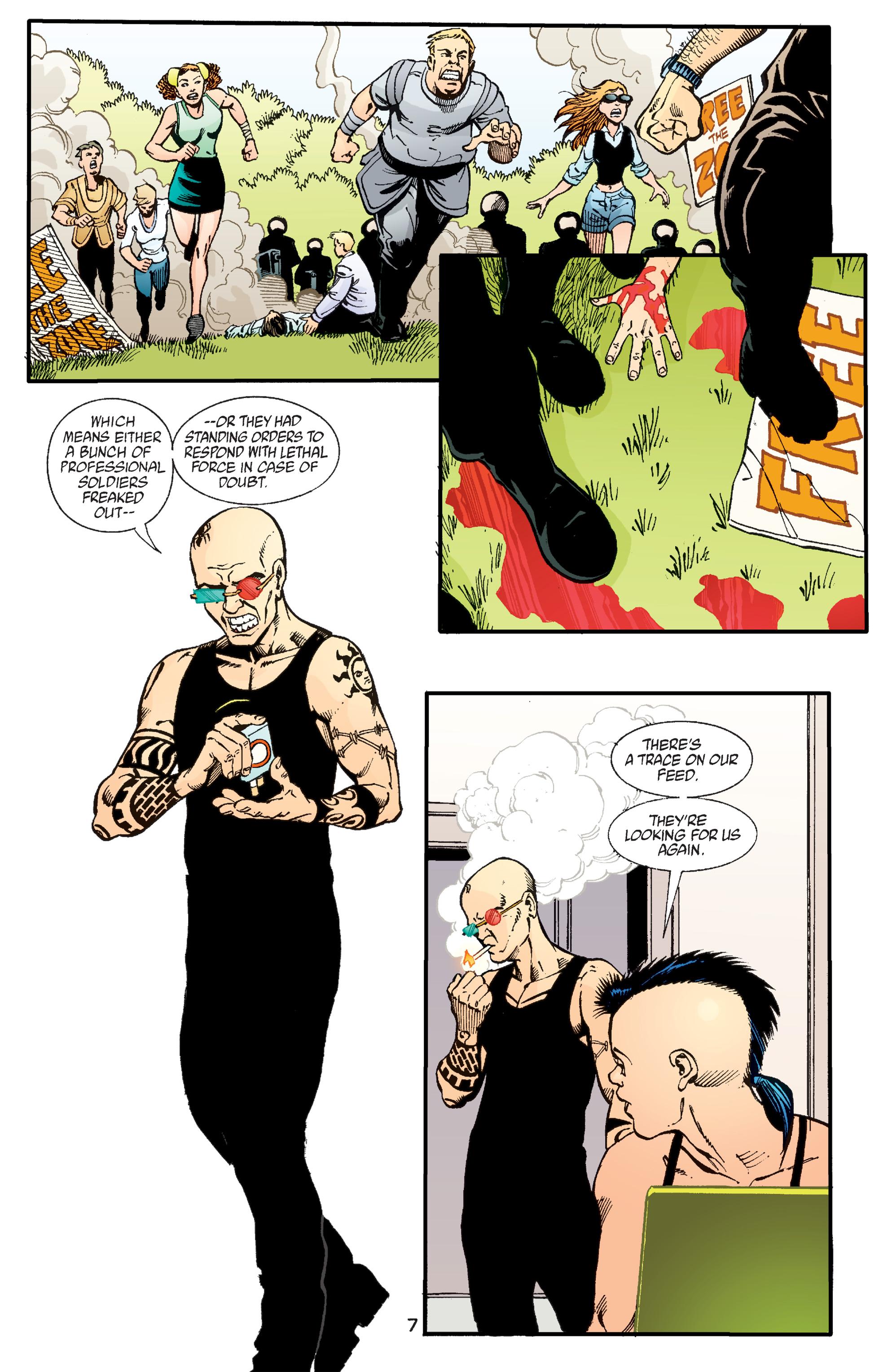 Read online Transmetropolitan comic -  Issue #57 - 8