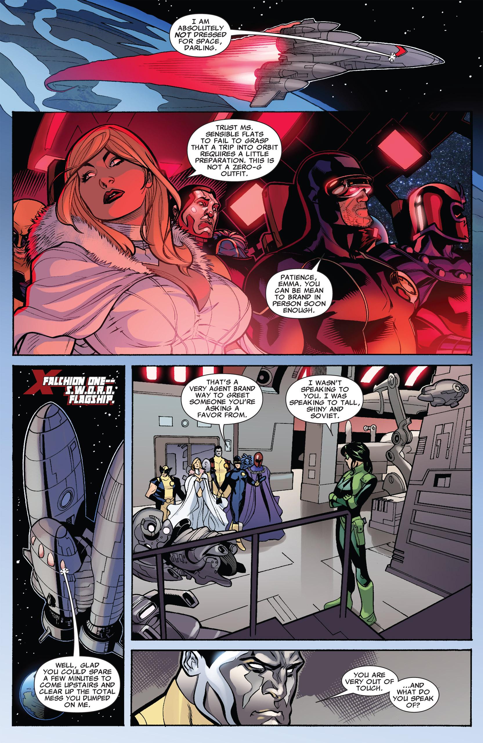 Read online Uncanny X-Men (1963) comic -  Issue #535 - 17