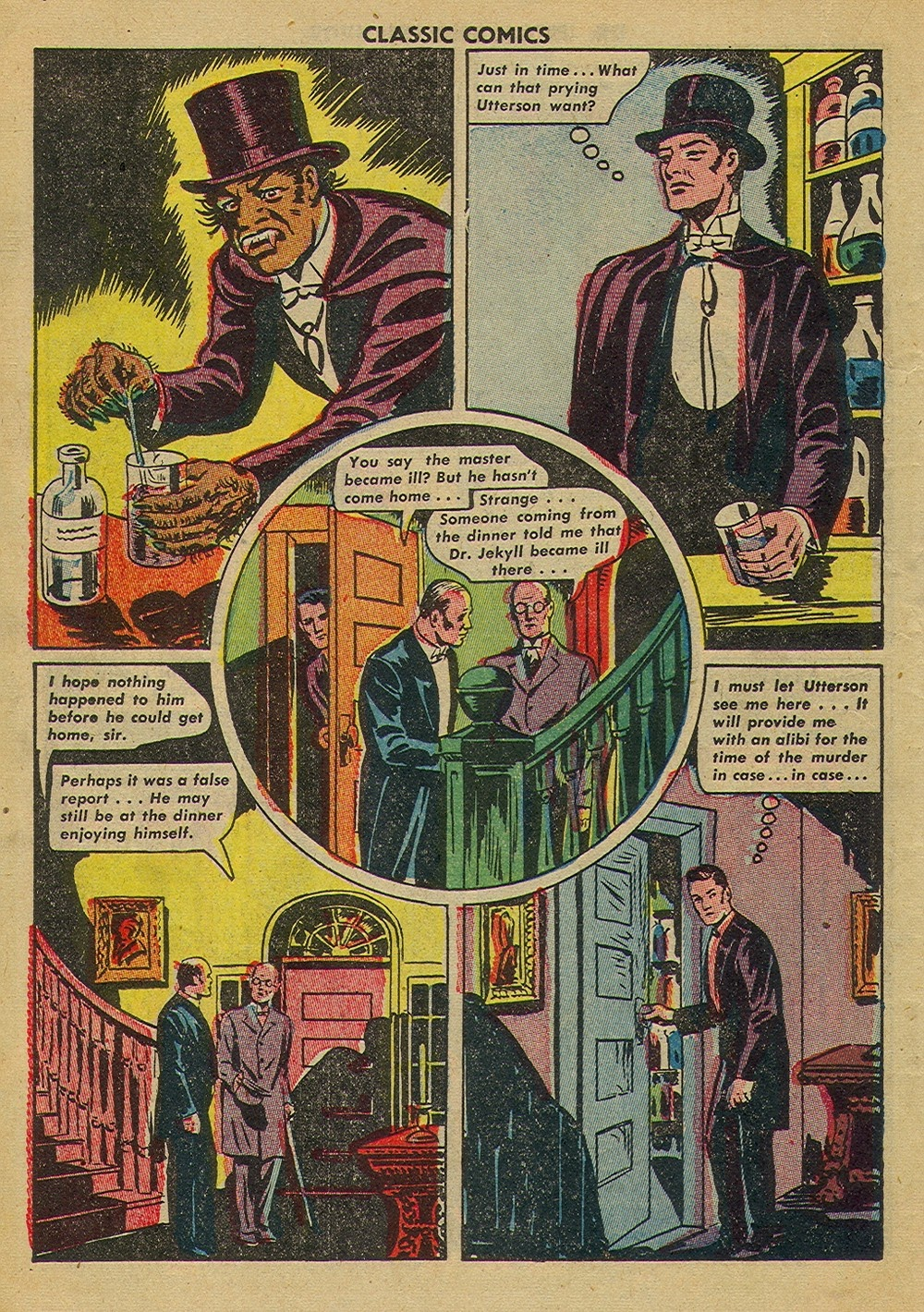 Classics Illustrated issue 13 - Page 44