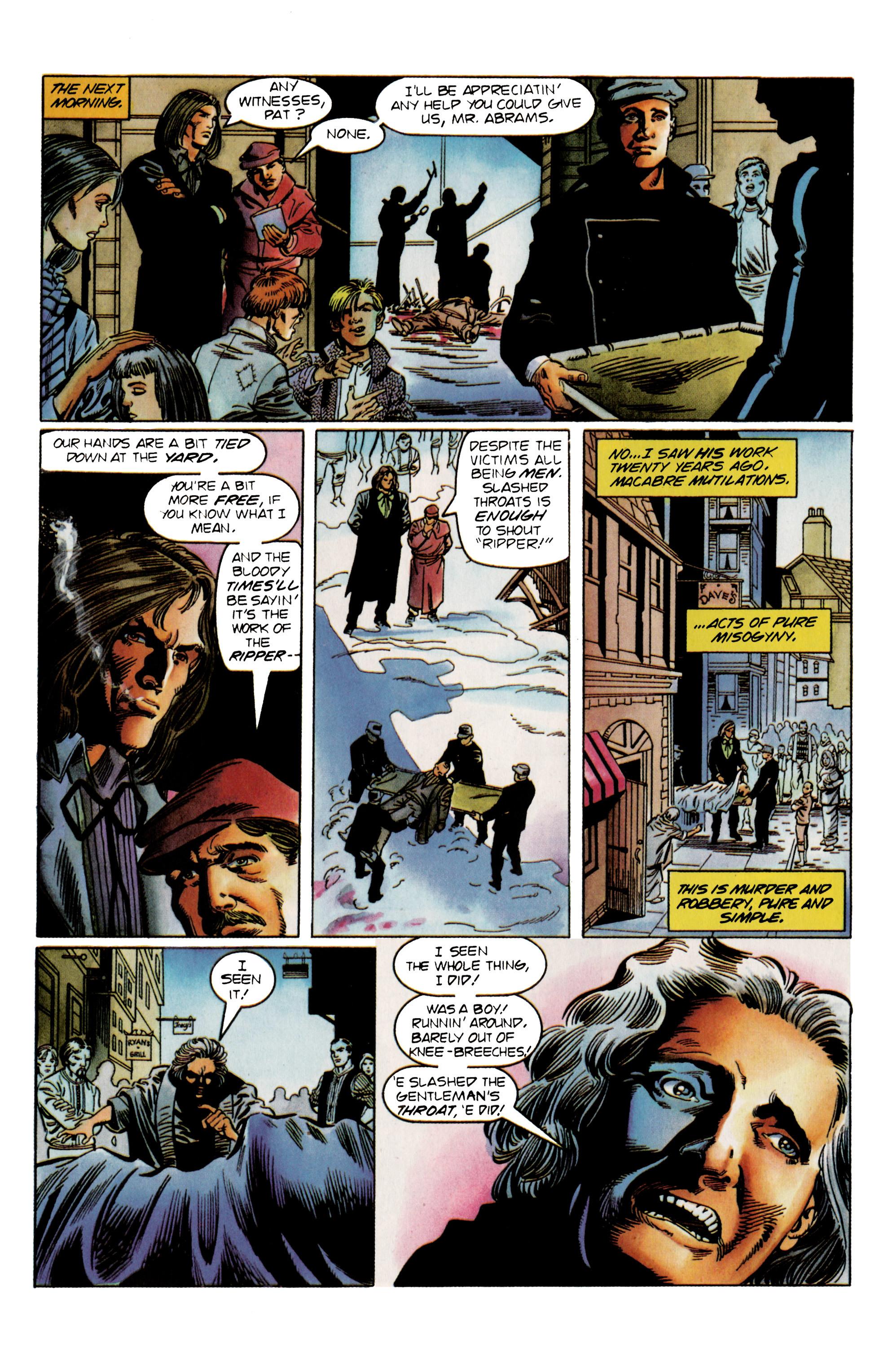 Read online Eternal Warrior (1992) comic -  Issue #24 - 7