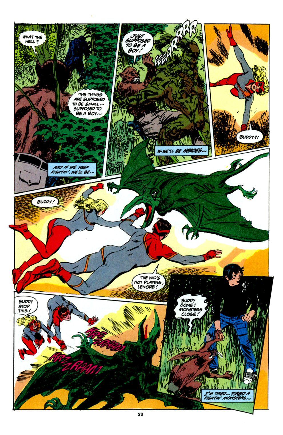 Read online Powerline comic -  Issue #6 - 25