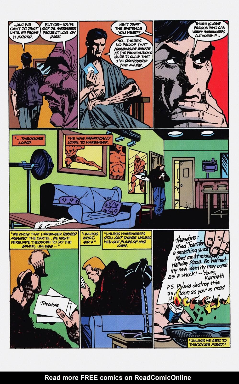 Read online Detective Comics (1937) comic -  Issue # _TPB Batman - Blind Justice (Part 1) - 75