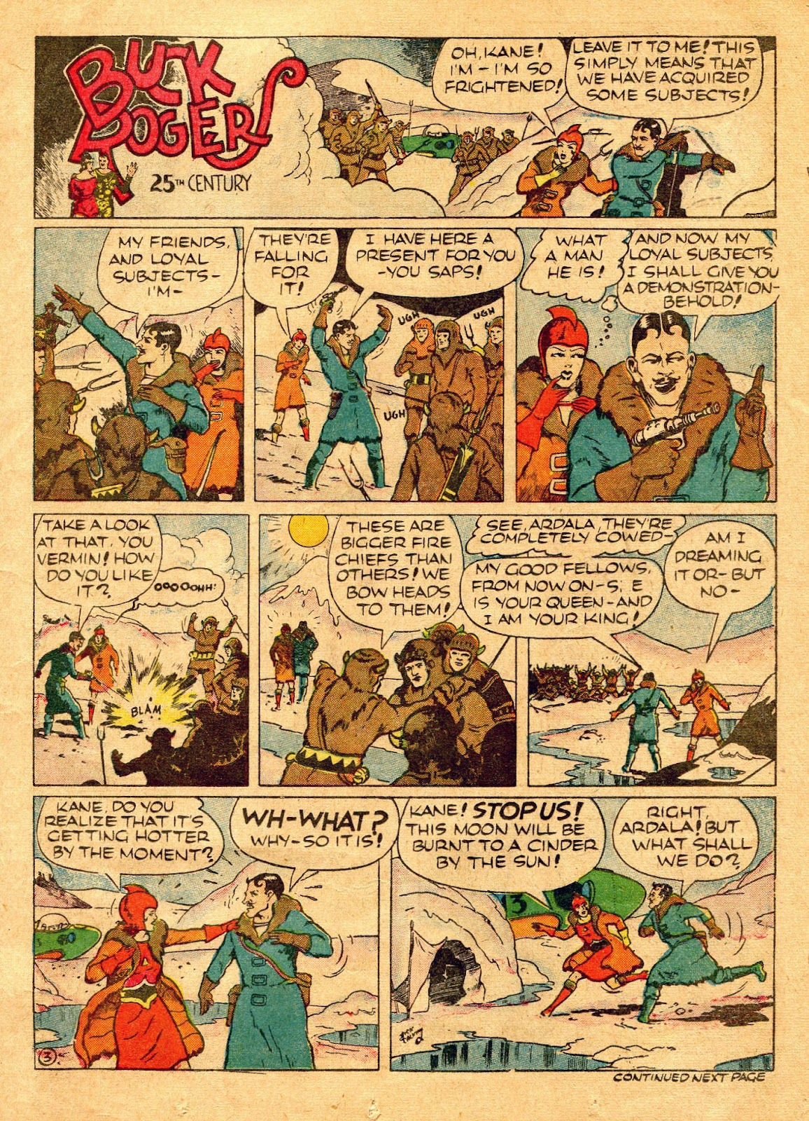 Read online Famous Funnies comic -  Issue #62 - 20