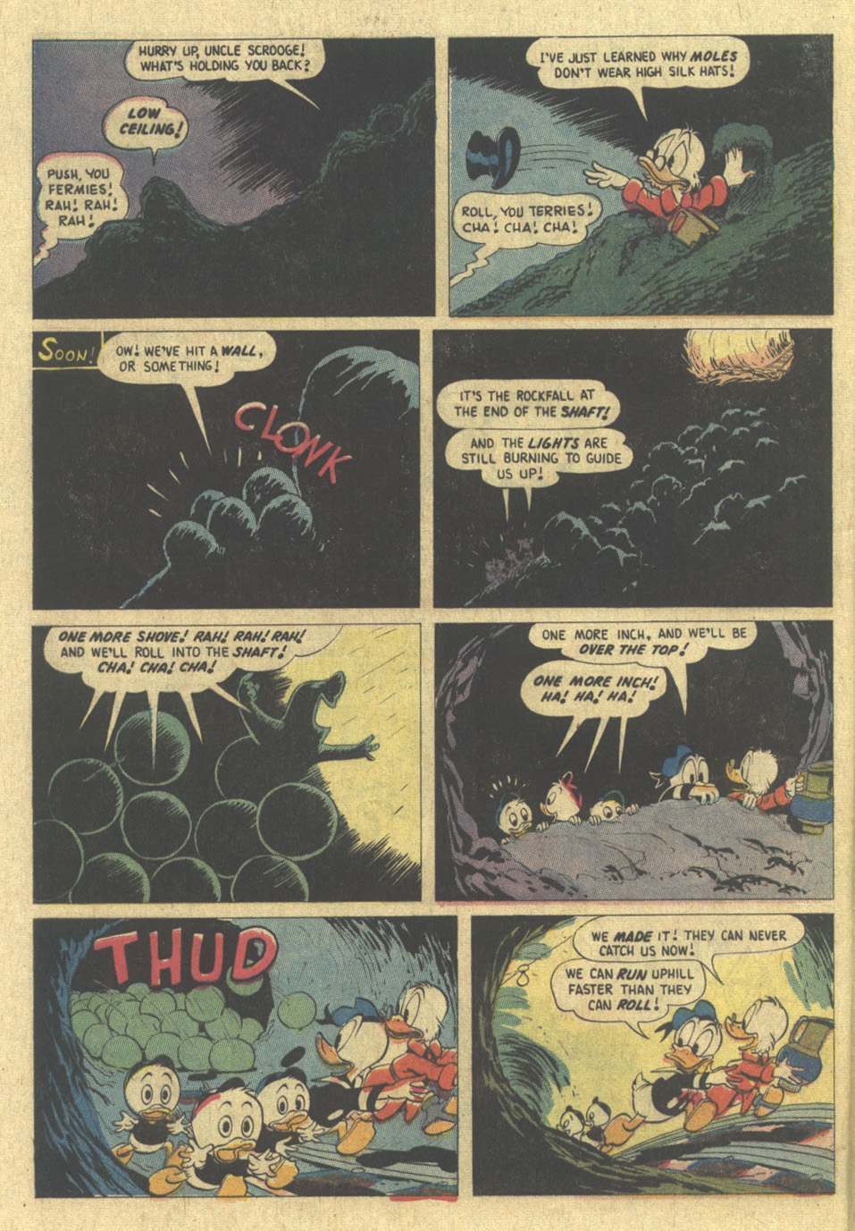 Read online Uncle Scrooge (1953) comic -  Issue #109 - 28