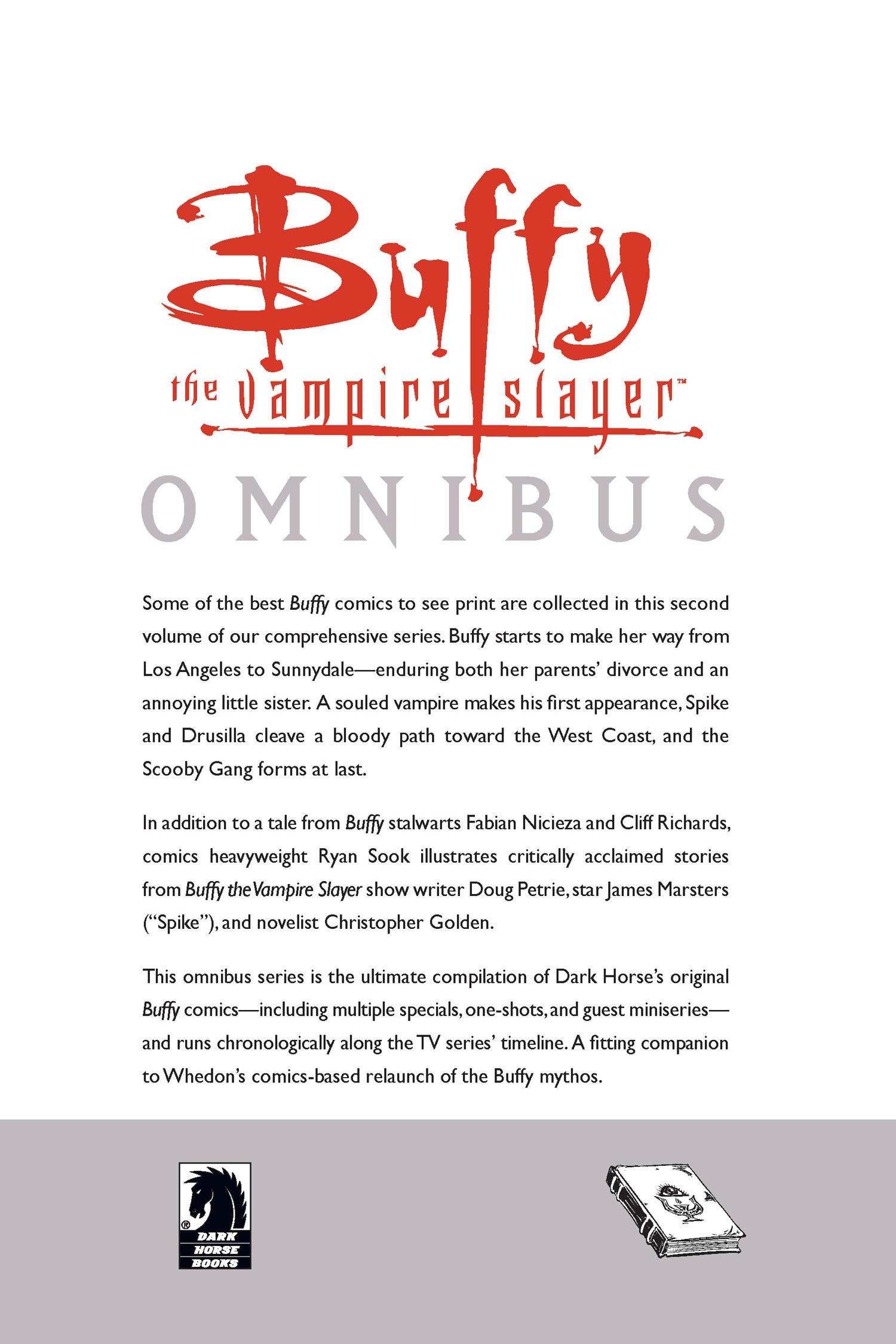 Read online Buffy the Vampire Slayer: Omnibus comic -  Issue # TPB 2 - 313