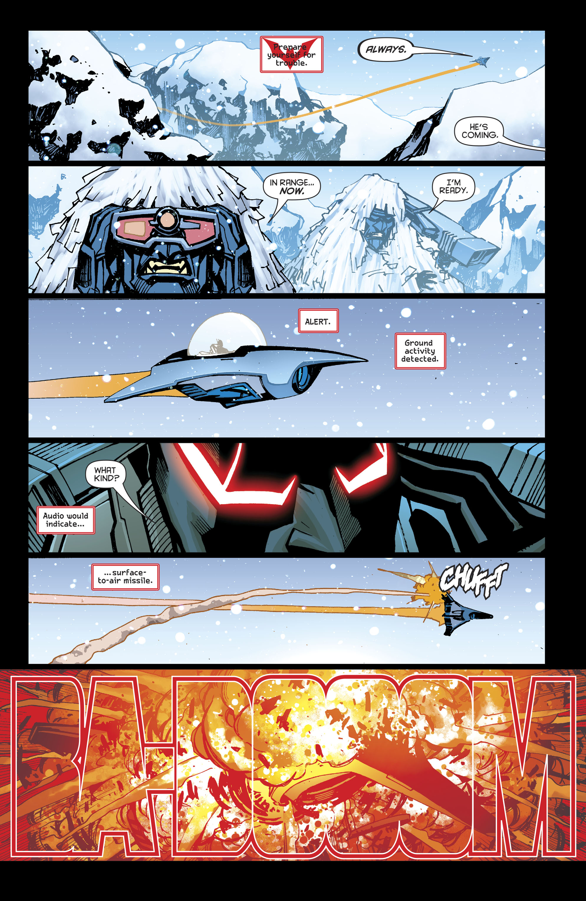 Read online Batman Beyond (2016) comic -  Issue #8 - 16