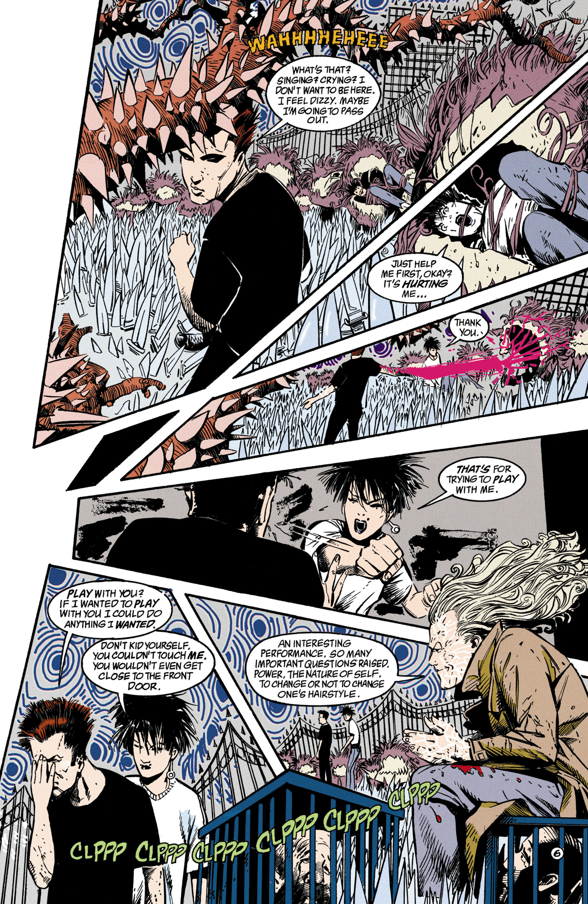Read online Shade, the Changing Man comic -  Issue #35 - 7