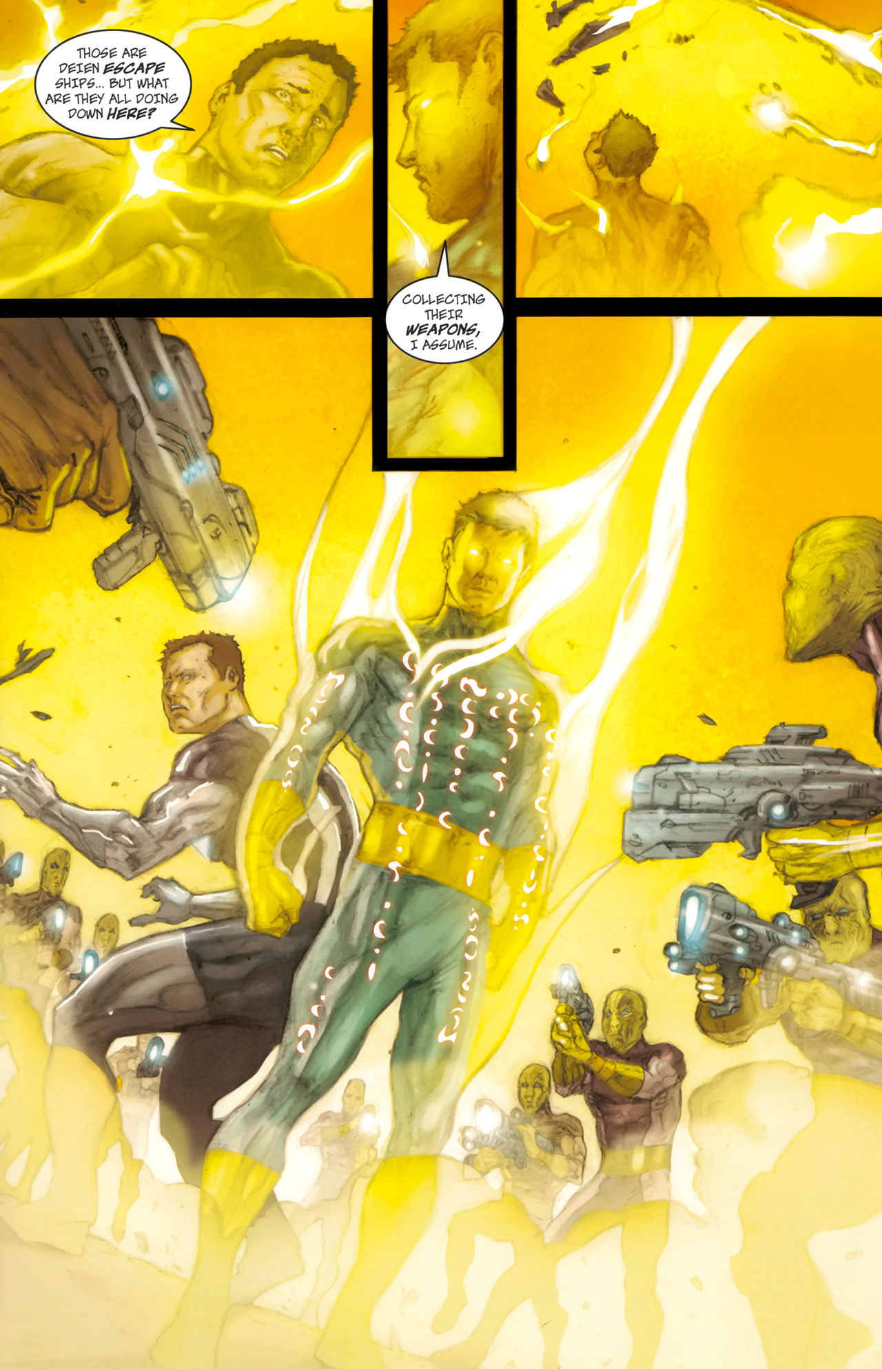 Read online Phoenix comic -  Issue #5 - 20